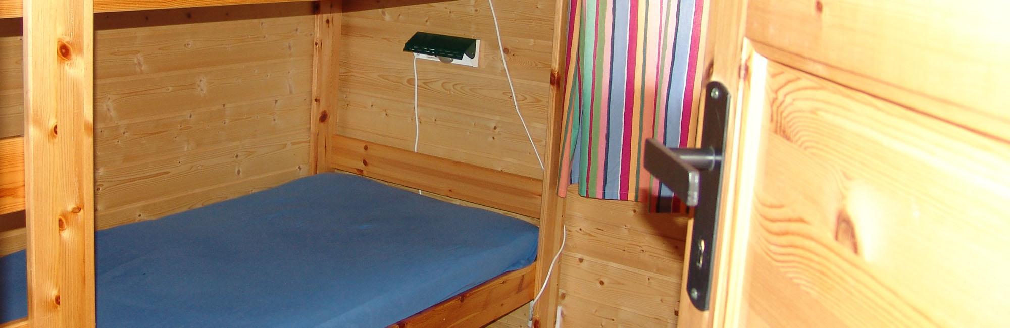 Lonin Gård & Camping - soverom
