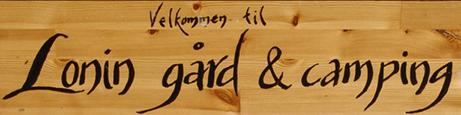 Lonin Gård & camping Logo