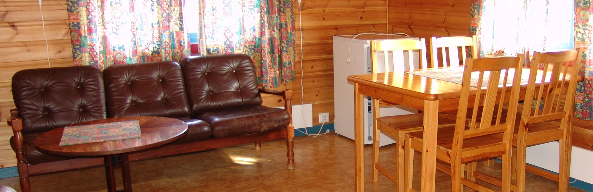Lonin Gård & Camping - stue