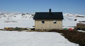 Lonin Gård & Camping - Skurvhytta